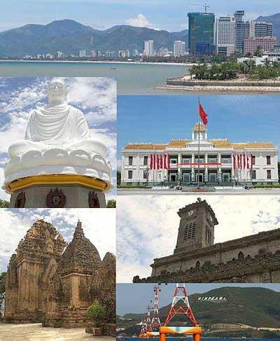 Nha Trang, la cité balnéaire de rêve du Vietnam