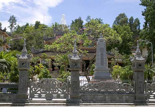 Pagode Long Sơn.