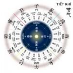 12 rameaux terrestres du calendrier vietnamien.