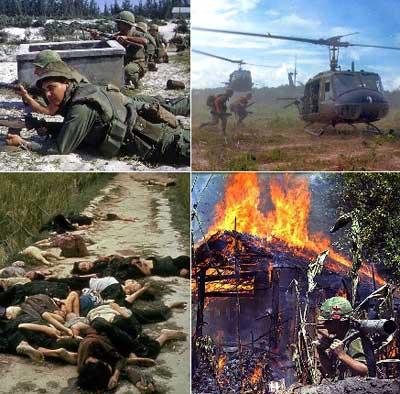 Récapitulation des principaux films sur la guerre du Vietnam