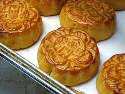 "Gâteaux ""mi-automne""."
