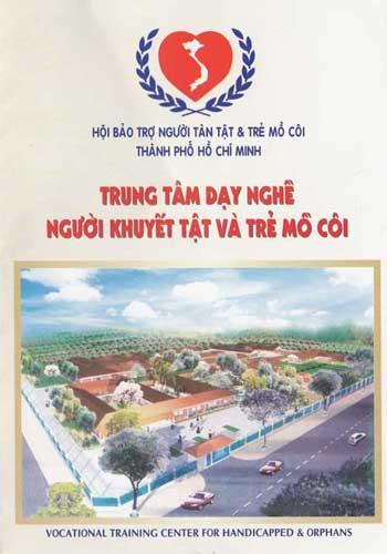 Centre de formation professionnelle pour les handicapés et les orphelins.