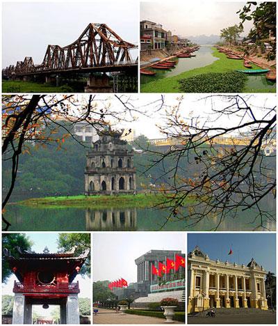 Les conditions météorologiques du Vietnam en Janvier