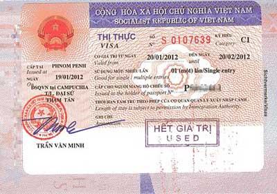 Demande de visa pour le Vietnam : Les points à connaître